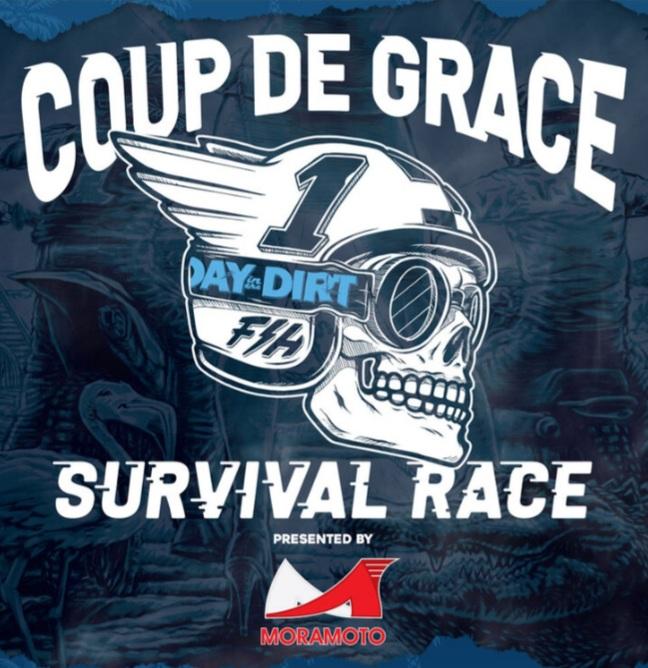 Day in the Dirt: COUP DE GRACE SURVIVAL RACE