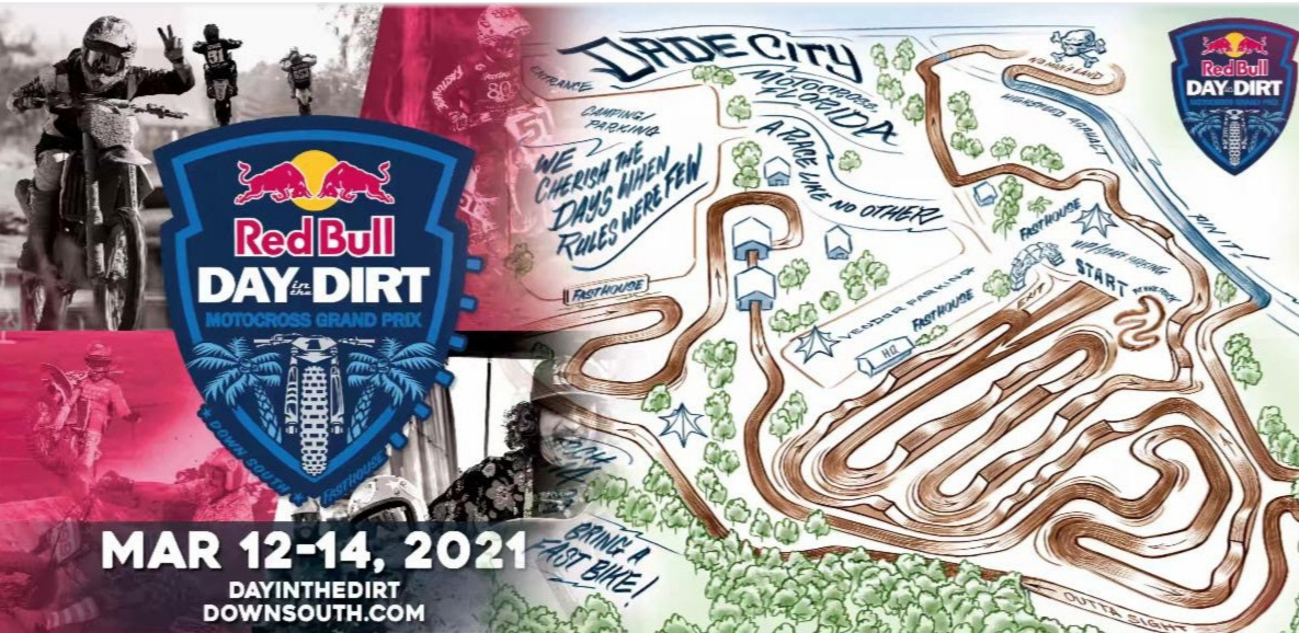 Day In The Dirt: Track Map!