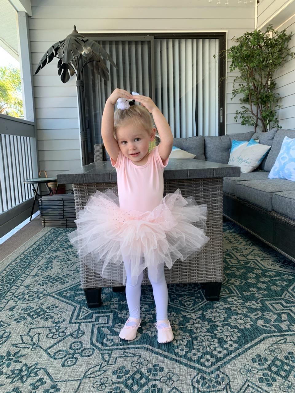 Bella Our Ballerina!