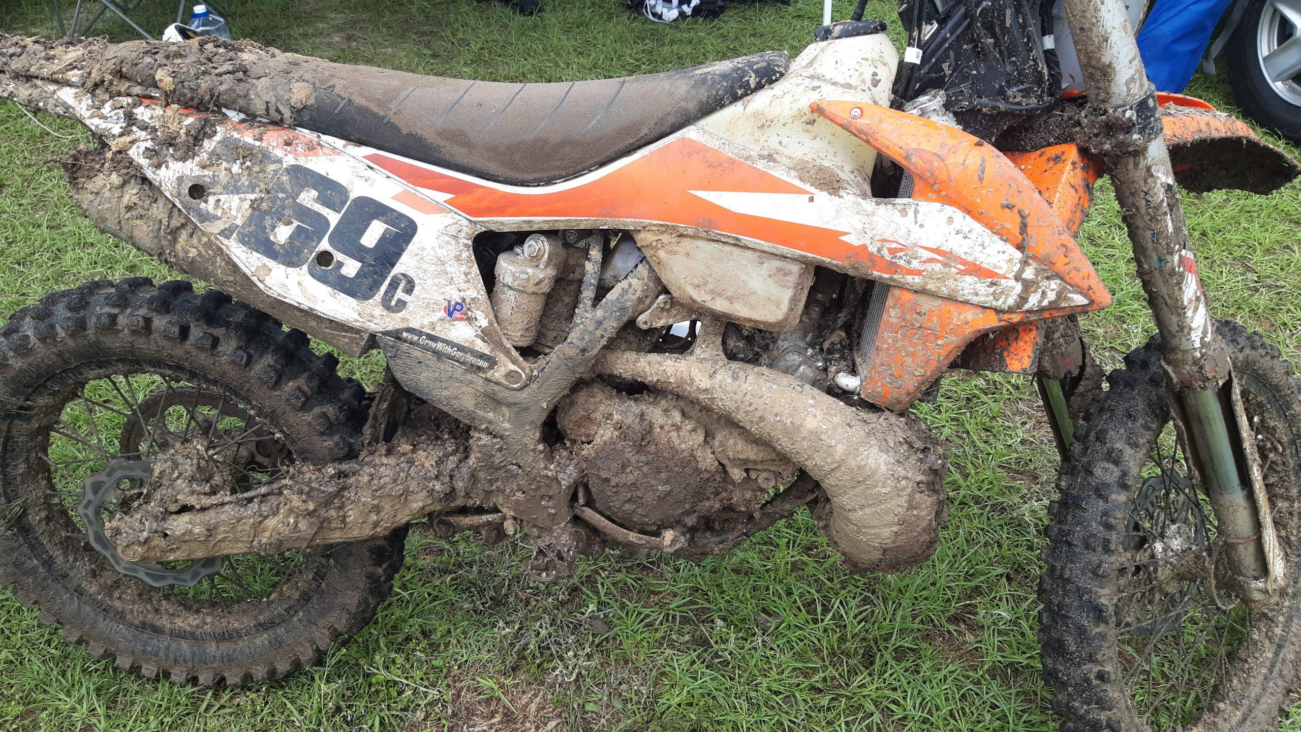 Gatorback Hare Scramble Mud Race!