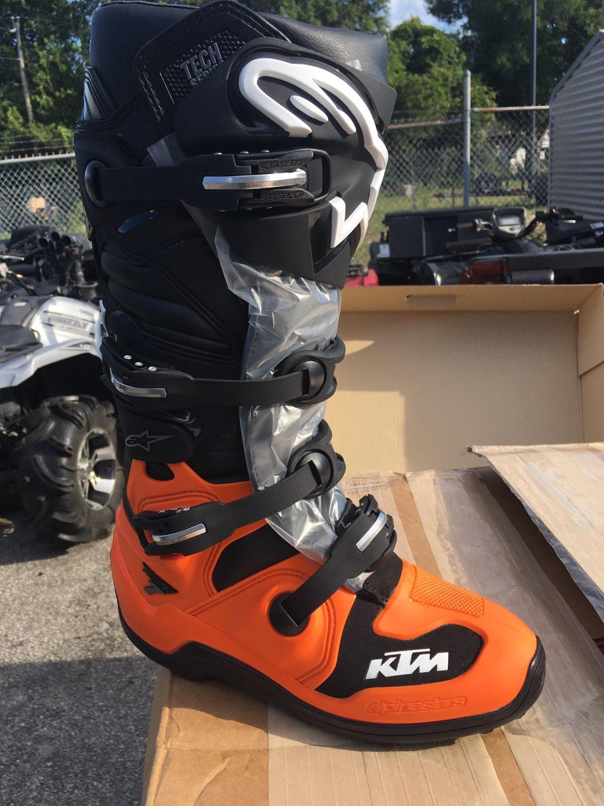 New Alpinestar Tech 7 boots!